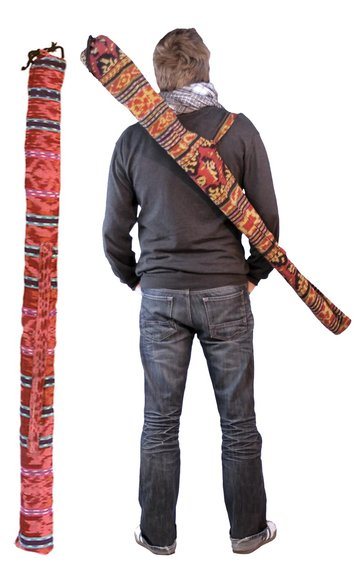 Didgeridoo-Tasche Ekat 120cm