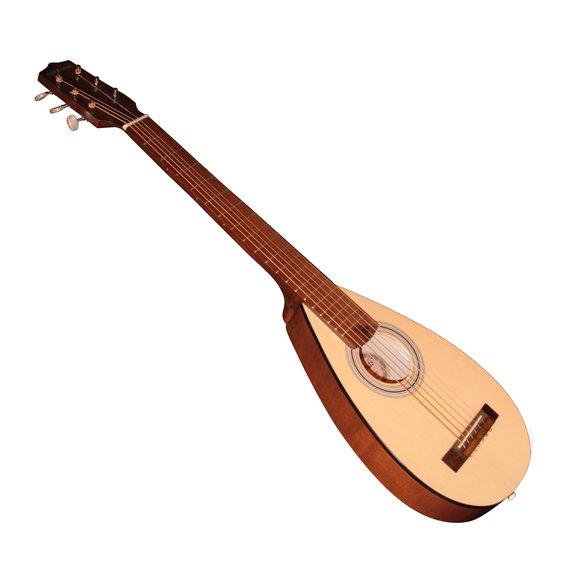 Reisegitarre mit Tasche - Travel Guitar - made in Europe (VIDEO)